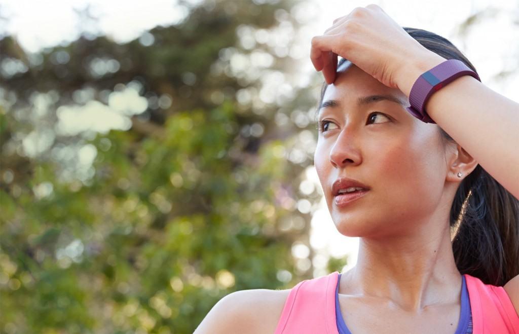 Fitbit model workout analytics sap lumira