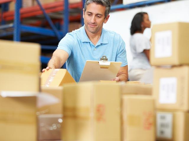 warehouse inventory stock